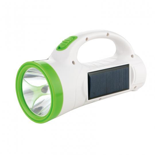 LED太阳能充电探照灯